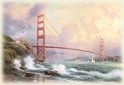 «Золотые ворота», автор Томас Кинкэйд