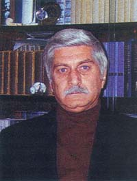 Леонид Михайлович СВЕРДЛОВ, член ученого совета Московского центра Русского географического общества, член бюро отделения исторической географии и истории географических открытий.